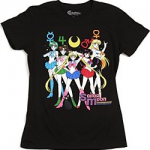 Hot Topic T-Shirt: Sailor Senshi