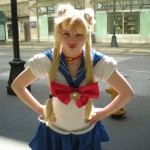 Pouting Sailor Moon