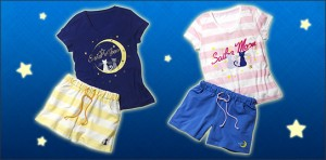 Sailor Moon PJ's