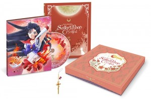 Sailor moon Blu-Ray 3