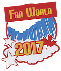 Fan World logo